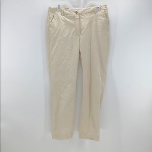 Vintage Cathy Daniels linen high waisted pants
